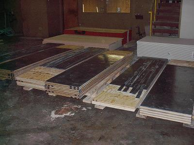 Leaded Plywood