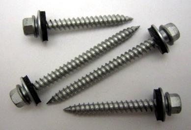 Self Piercing Screw with washer